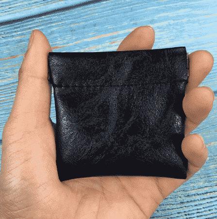 zwart wallet