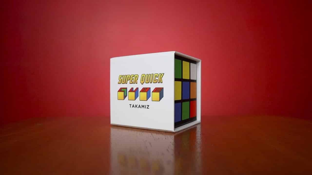Super Quick Cube